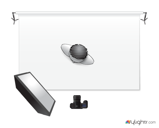 Short Lighting lighting diagram by Cherry Sylights