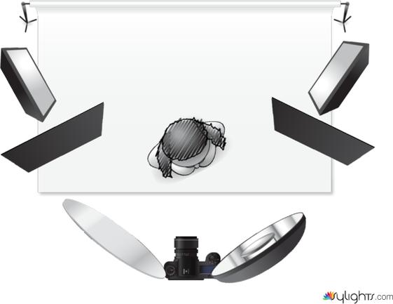 key lighting diagram choice image